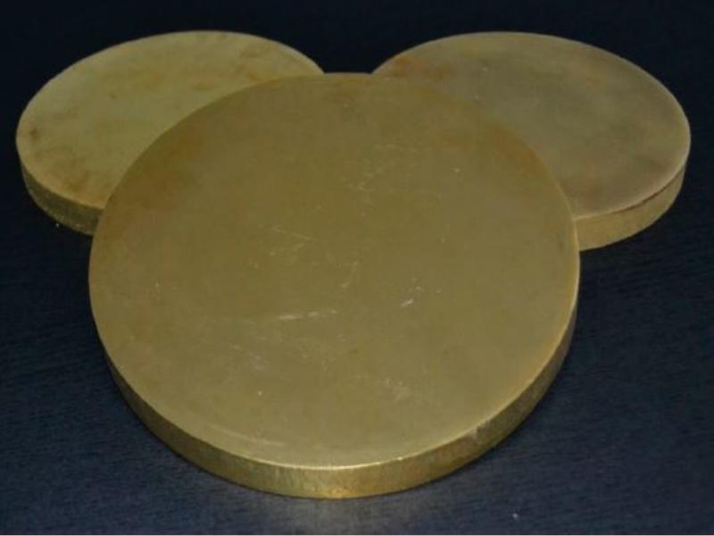 Discuri cupru pentru artilerie